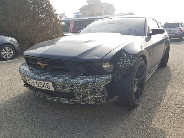 Salvage Car (Car Kit)  Ford ( Ford ) / Mustang  ( 2010 year )